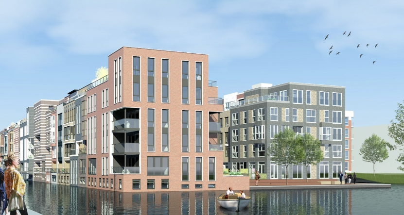 Eliens project: Houthaven